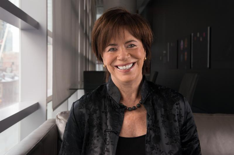 Hommage à Helga Stephenson aux Prix Écrans canadiens 2017