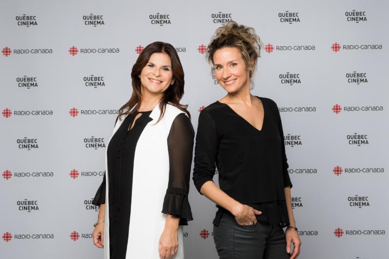 Voici les animatrices du Gala Québec Cinéma 2017