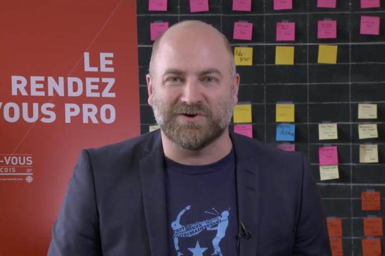 Des Rendez-Vous Pro à la carte, Pierre-Mathieu Fortin