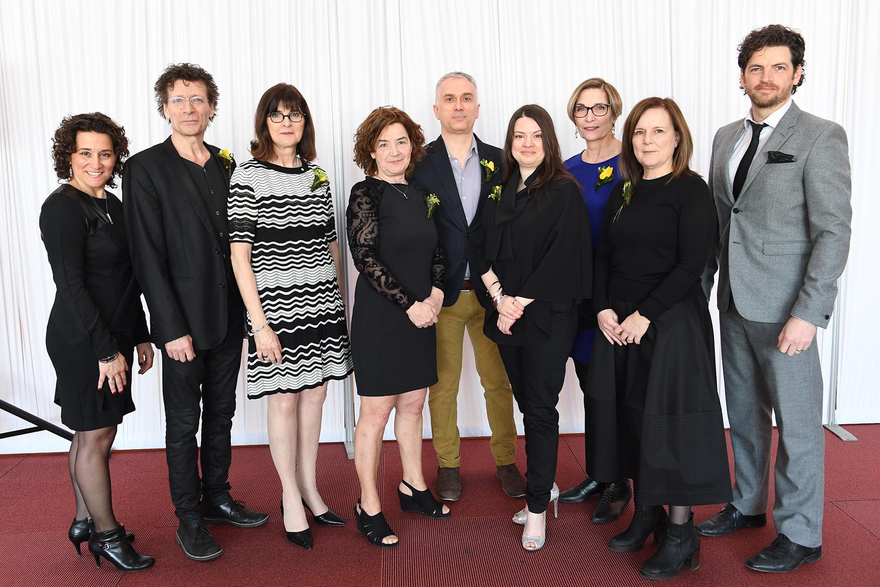 Cas Public remporte le 32e Grand Prix du Conseil des arts de Montréal