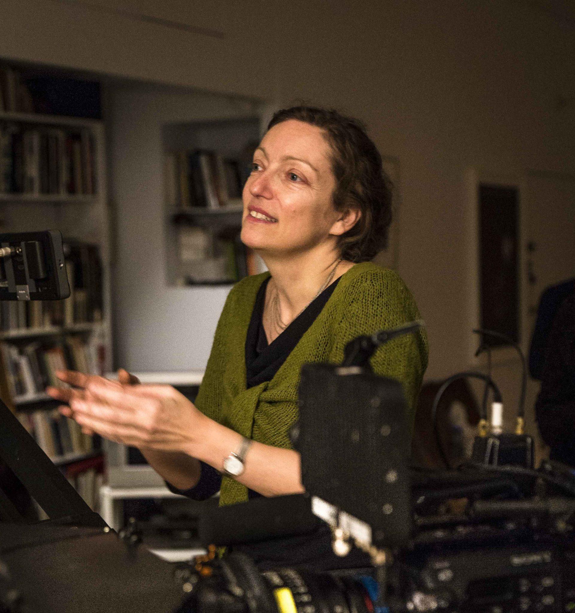 Jennifer Alleyn complète le tournage de Impetus
