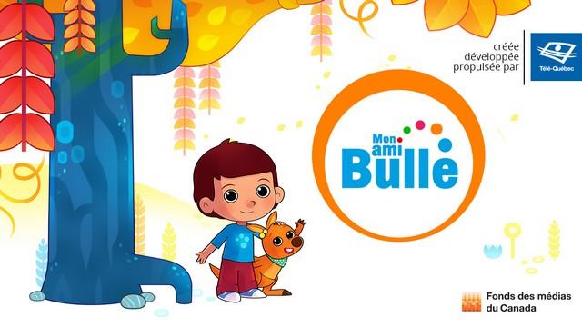 Mon ami Bulle accompagne déjà près de 35 000 enfants