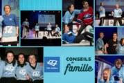 Des comédiens de Conseils de famille affrontent la LNI