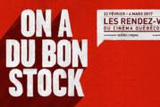 Jeudi 2 mars aux Rendez-vous du cinéma québécois