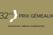 Participez à la sélection des finalistes des 32es prix Gémeaux