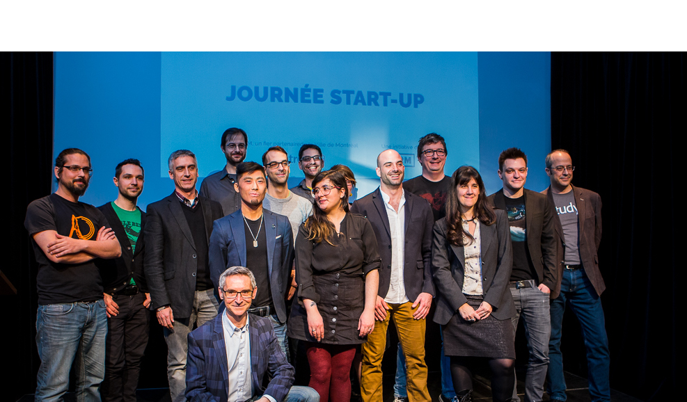 Journée Start-Up NUMIX le 26 avril au Monument-National