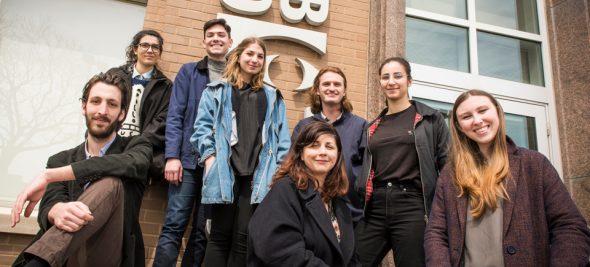 L'ONF et l'UQAM annoncent les stagiaires de l'école interactive Jeunes pousses