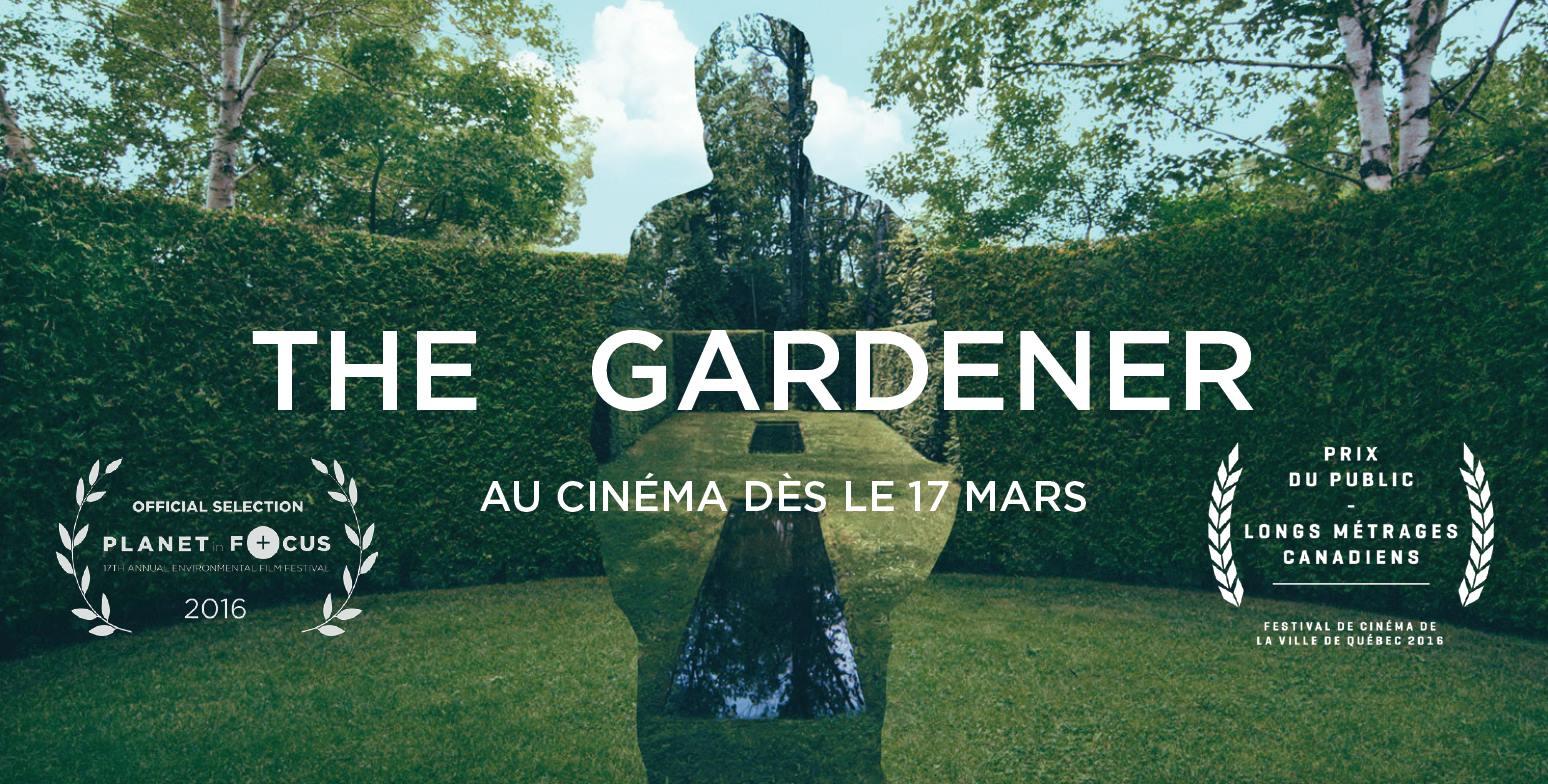 Grande tournée pour Le Jardinier / The Gardener de Sébastien Chabot