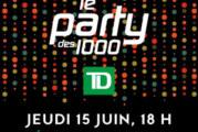 PARTY DES 1 000, un rassemblement festif pour toute notre industrie