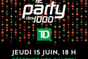 L'ACADÉMIE – PARTY DES 1 000 DE L'INDUSTRIE