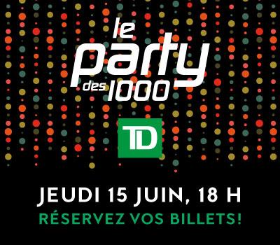 L'ACADÉMIE - PARTY DES 1 000 DE L'INDUSTRIE
