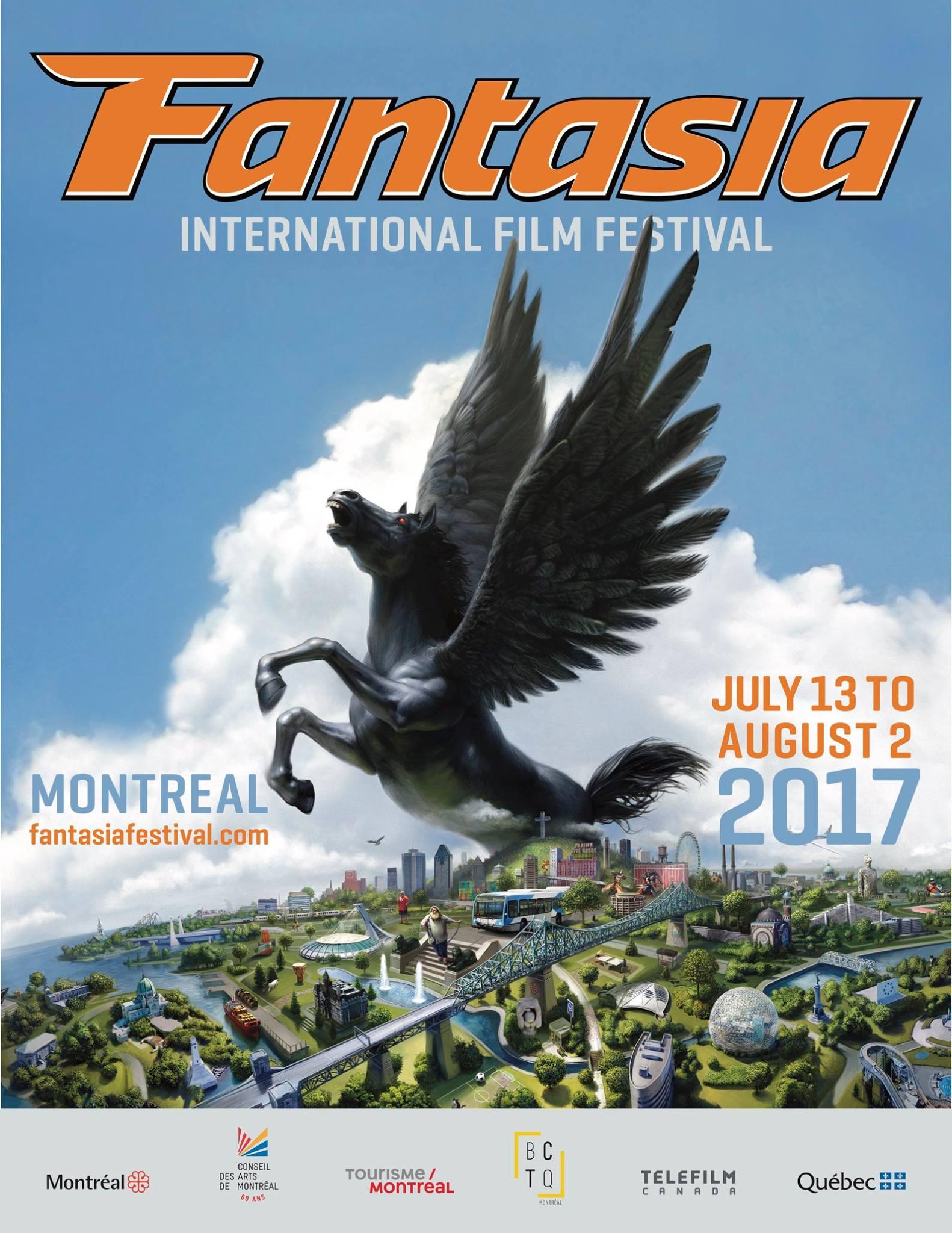 FANTASIA 2017, une 21e édition avec près de 100000 spectateurs