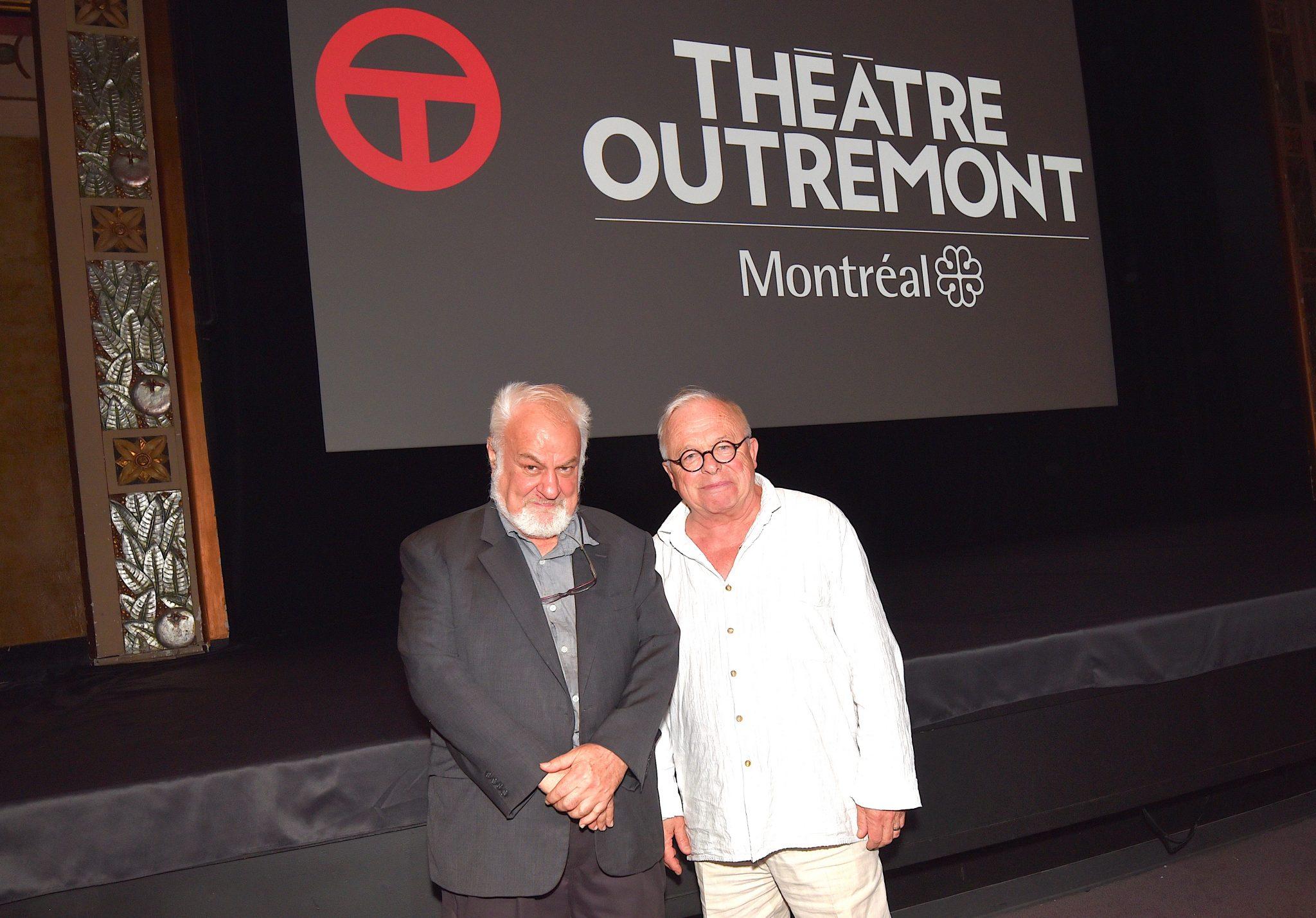 Départ fulgurant pour «LES FILMS DE MA VIE» à l'Outremont