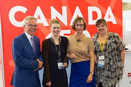 Le Canada et l'Allemagne s'associent pour favoriser la coproduction en médias numériques