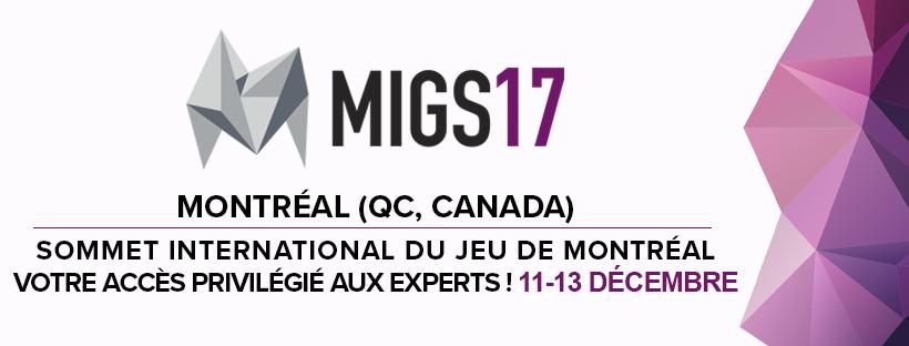 MIGS 17 annonce ses partenariats avec le FMC et Export Québec !