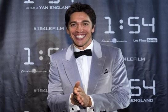 La République française honore Yan England pour son film 1:54
