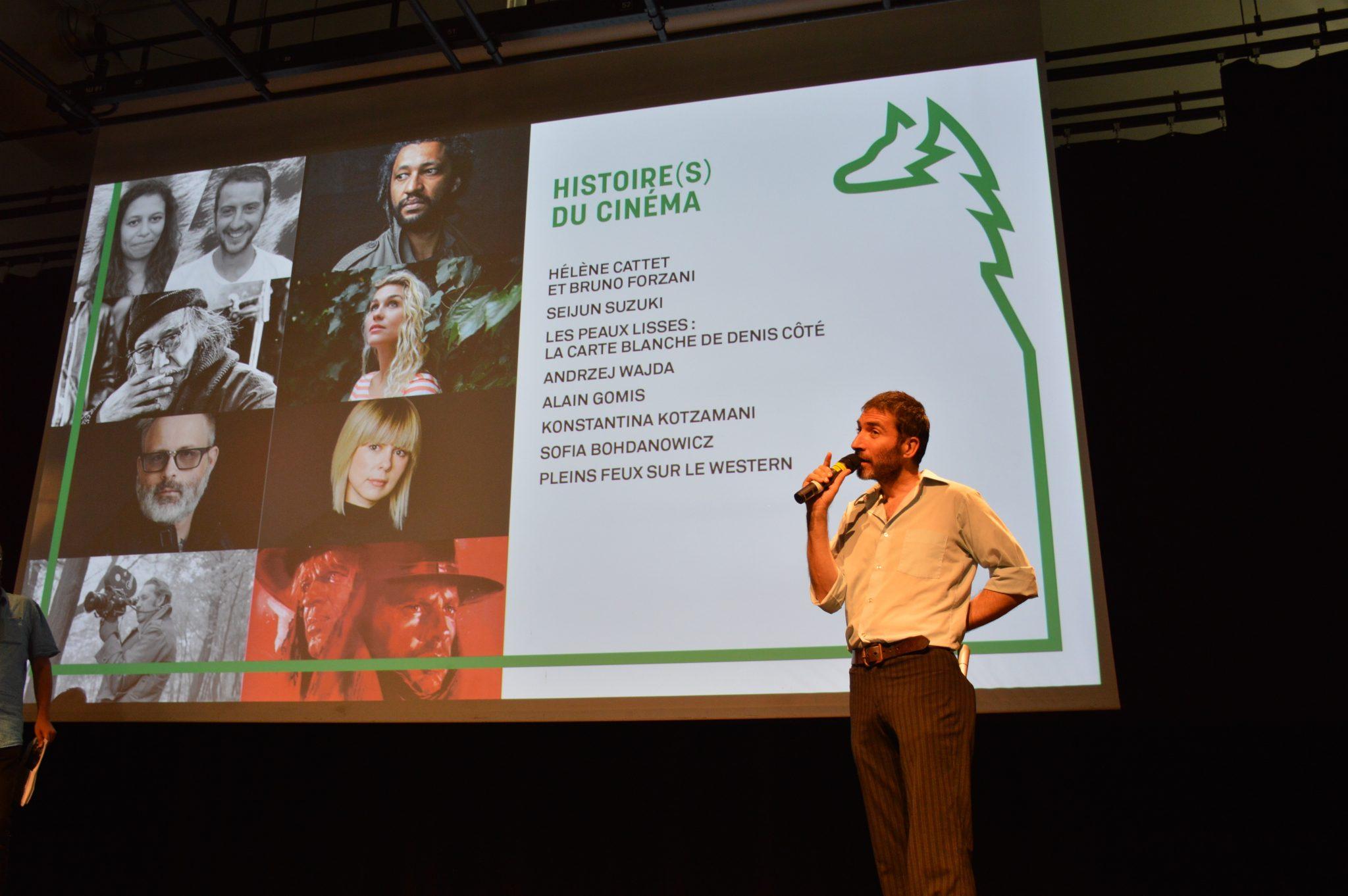 Histoire(s) du cinéma et cinéastes à l'honneur du 46e FNC