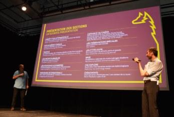 Les P'tits Loups et les Rencontres pancanadiennes du cinéma étudiant du 46e FNC