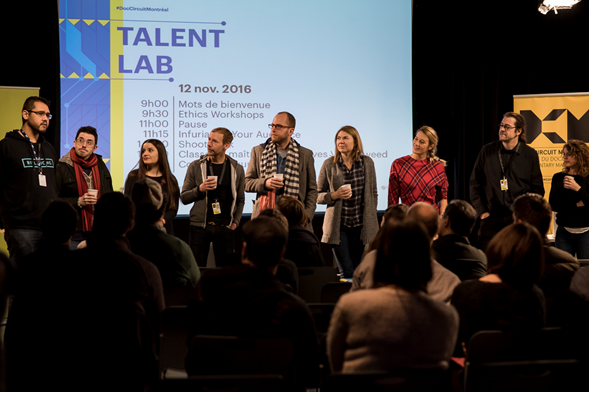 TALENT LAB, appel à candidatures du 12 septembre au 8 octobre 2017
