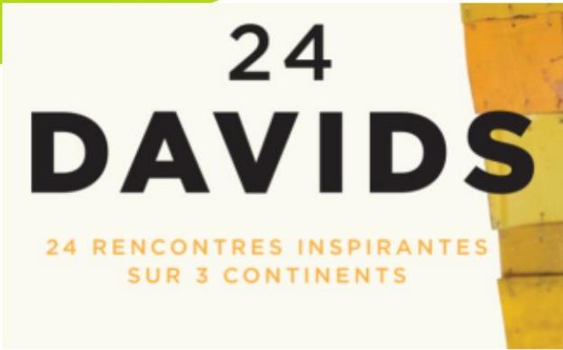 En ouverture des RIDM, 24 Davids de Céline Baril produit par l'ONF