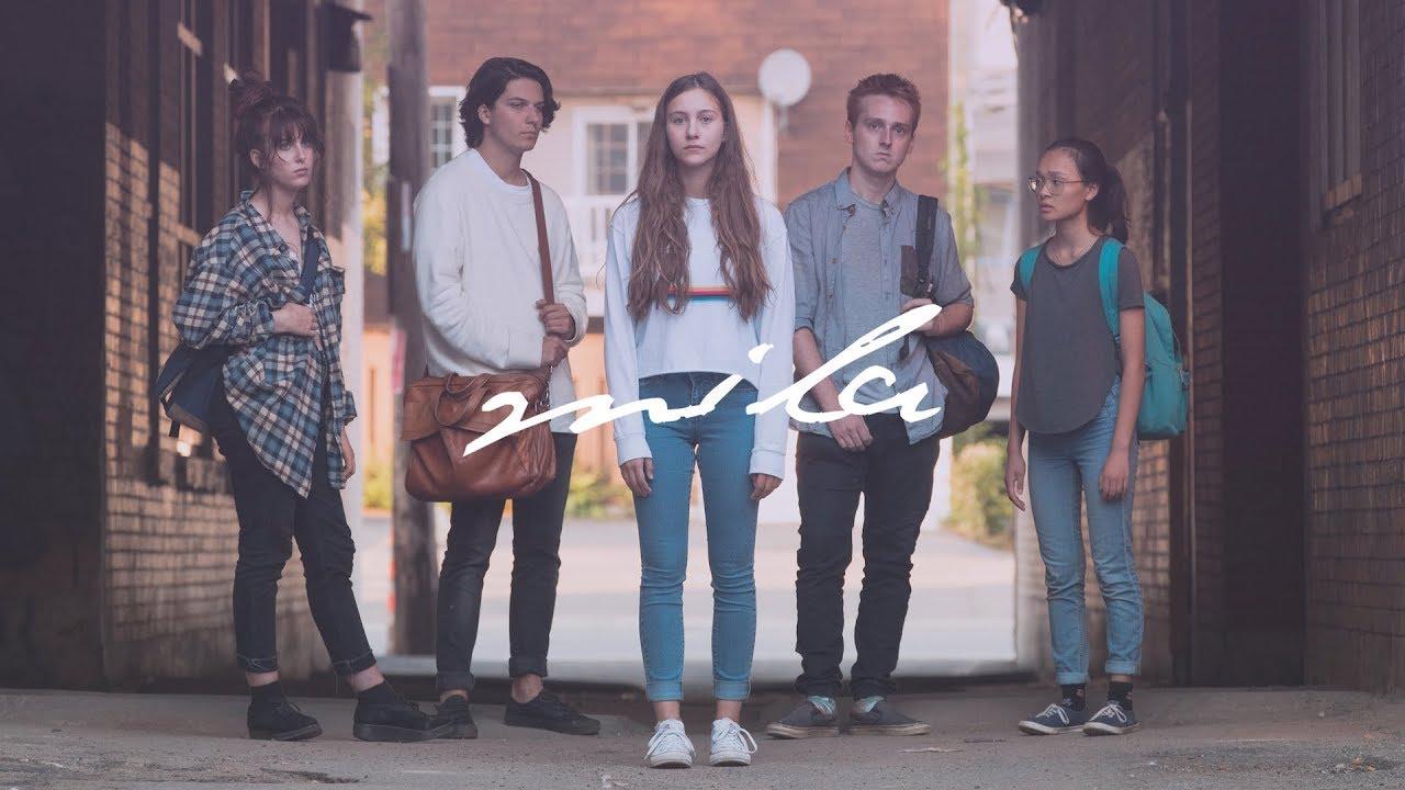 « MILA » d'Émile Roy: une série créée par des jeunes, pour des jeunes !