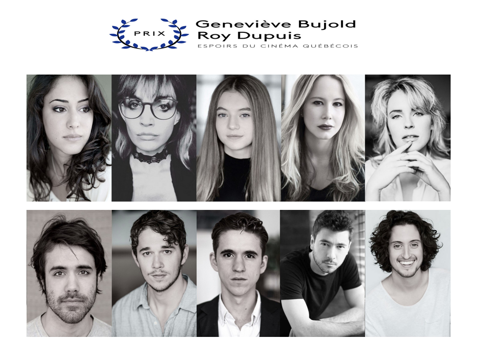 Prix Geneviève Bujold et Roy Dupuis: Votez pour vos artistes préférés!
