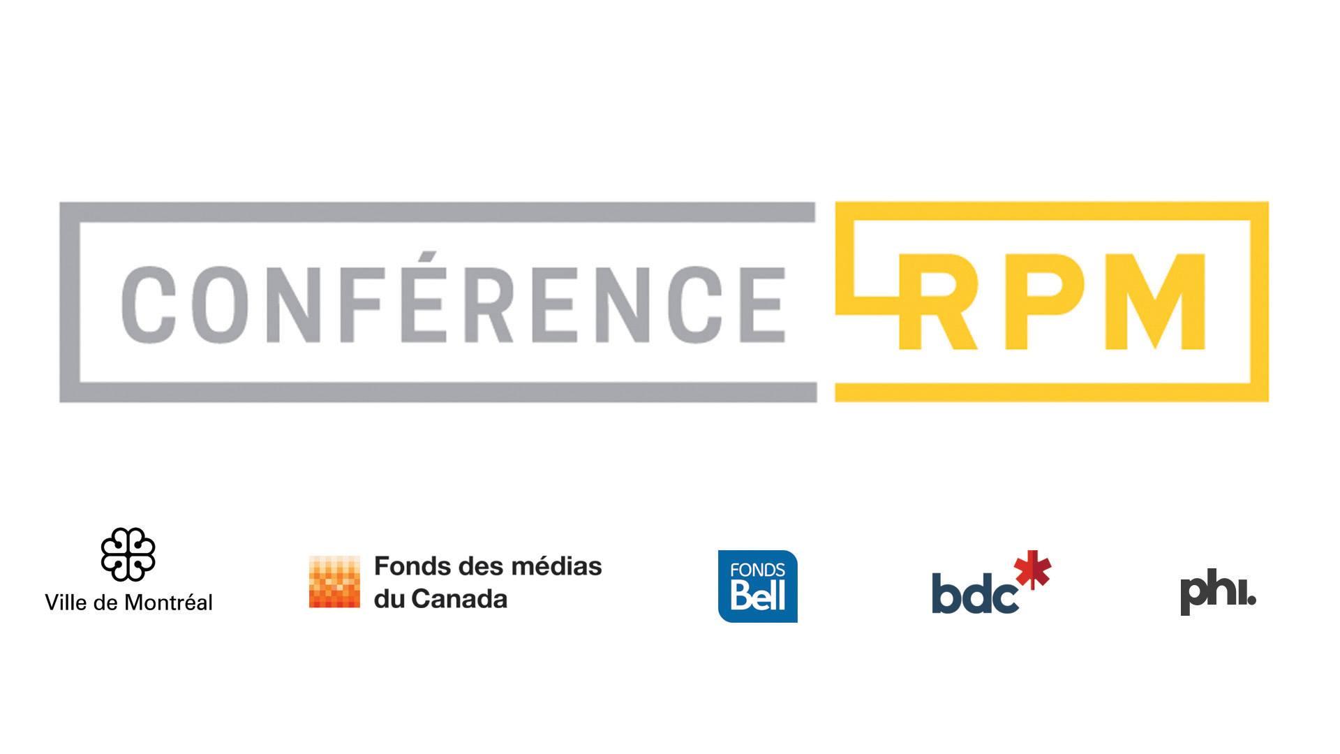 Conférence RPM,  Regroupement des producteurs multimédia