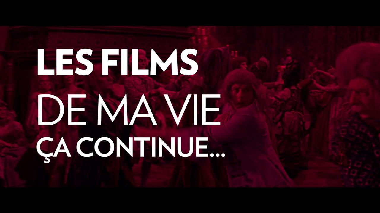 LES FILMS DE MA VIE AU THÉÂTRE OUTREMONT