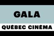 Gala Québec Cinéma, un nouveau prix pour célébrer la création sonore en cinéma documentaire !
