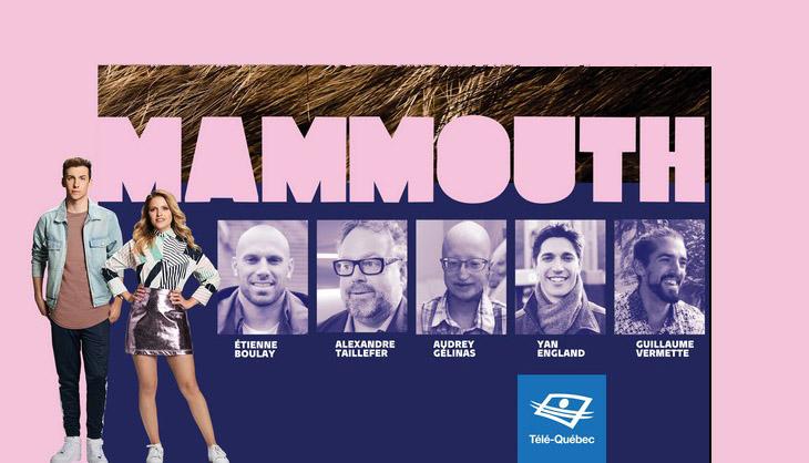 MAMMOUTH décore les cinq personnes les plus inspirantes de 2017