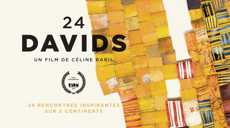 Le documentaire 24 Davids, en salle dès le 2 février
