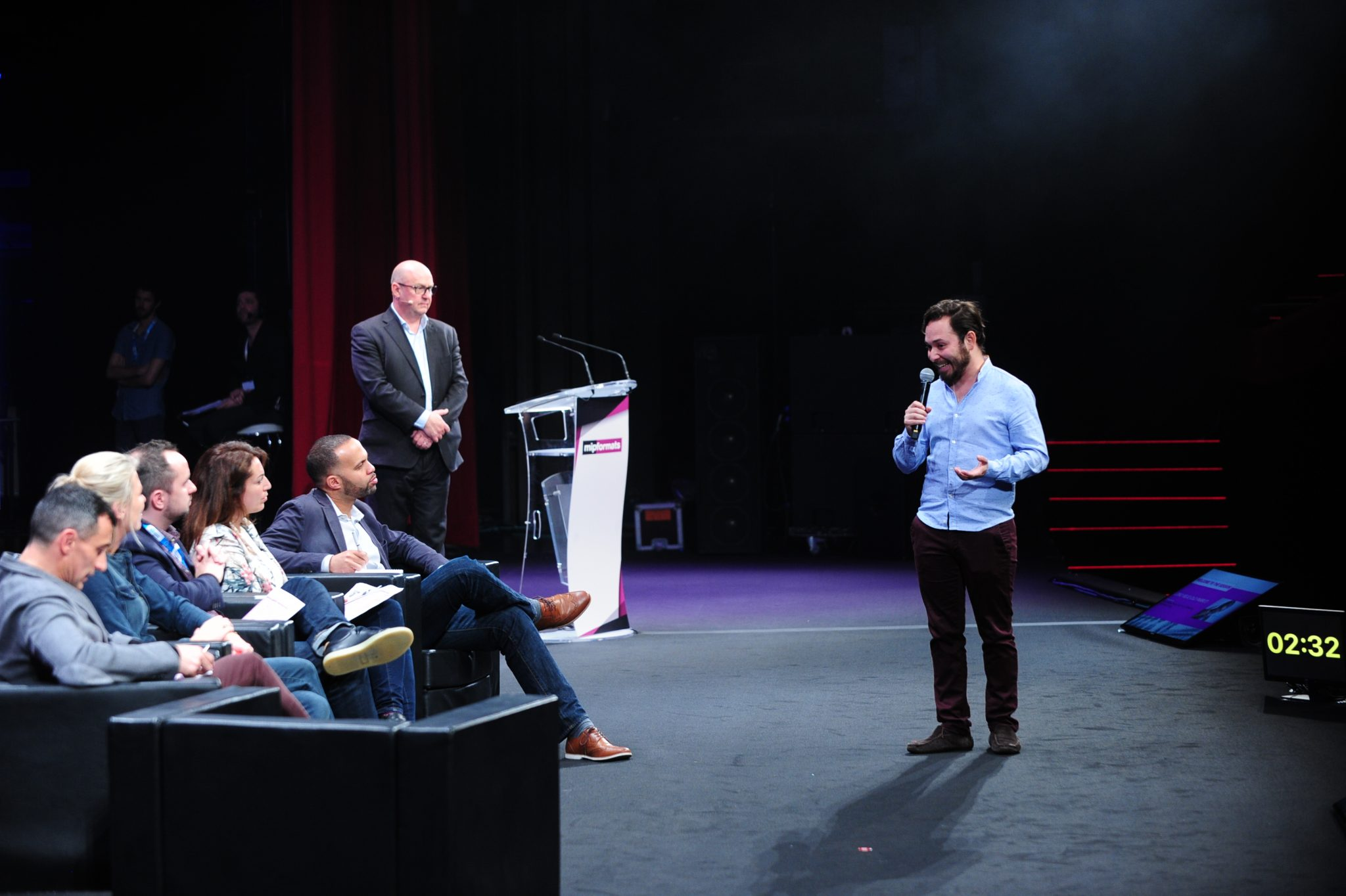 Lancement de  «Formagination at MIPFormats-The International Format Pitch»