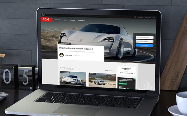 Encore plus de contenu automobile avec rpmweb.ca!
