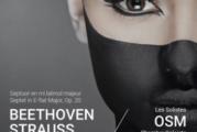 Beethoven / Strauss, premier album par des solistes de l'OSM