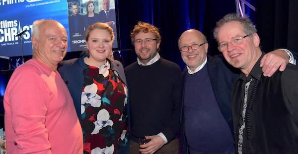 « LA BOLDUC » au gala d'ouverture du Festival du film de l'Outaouais 2018