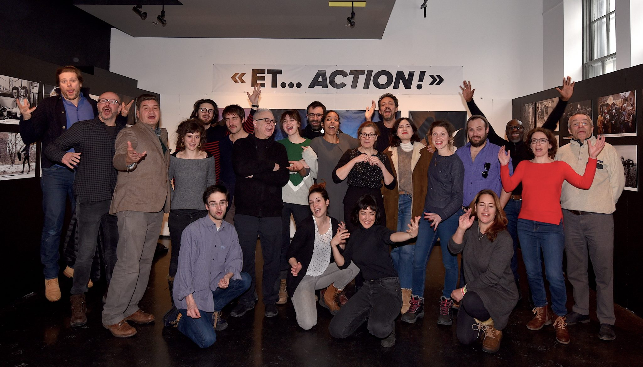 SODEC - Atelier Grand Nord édition 2018 à Montebello et Montréal