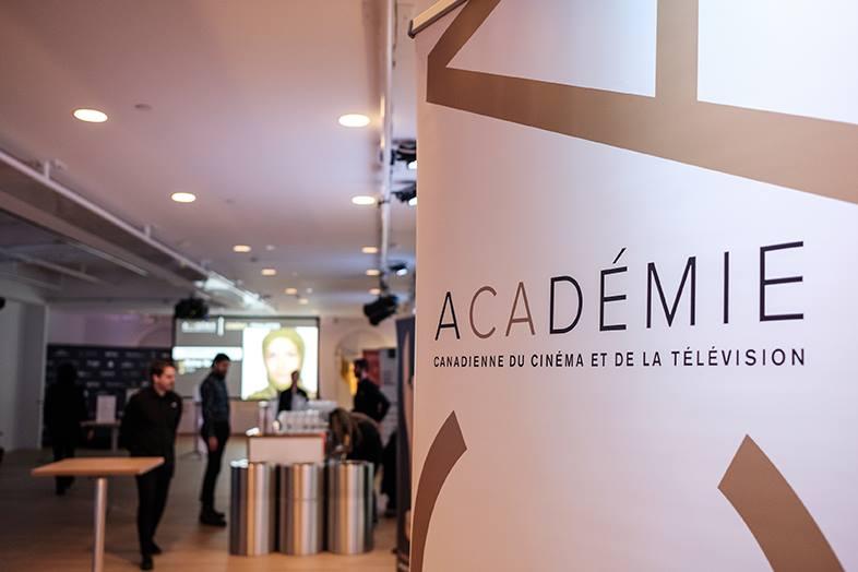 L'Académie célèbre les finalistes québécois aux prix Écrans canadiens 2018