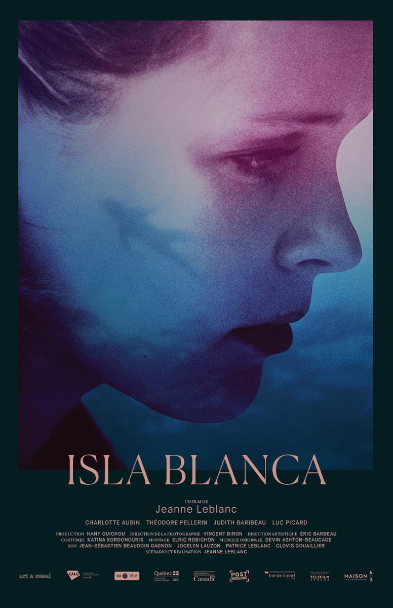 ISLA BLANCA de Jeanne Leblanc à l'affiche le 2 mars 2018