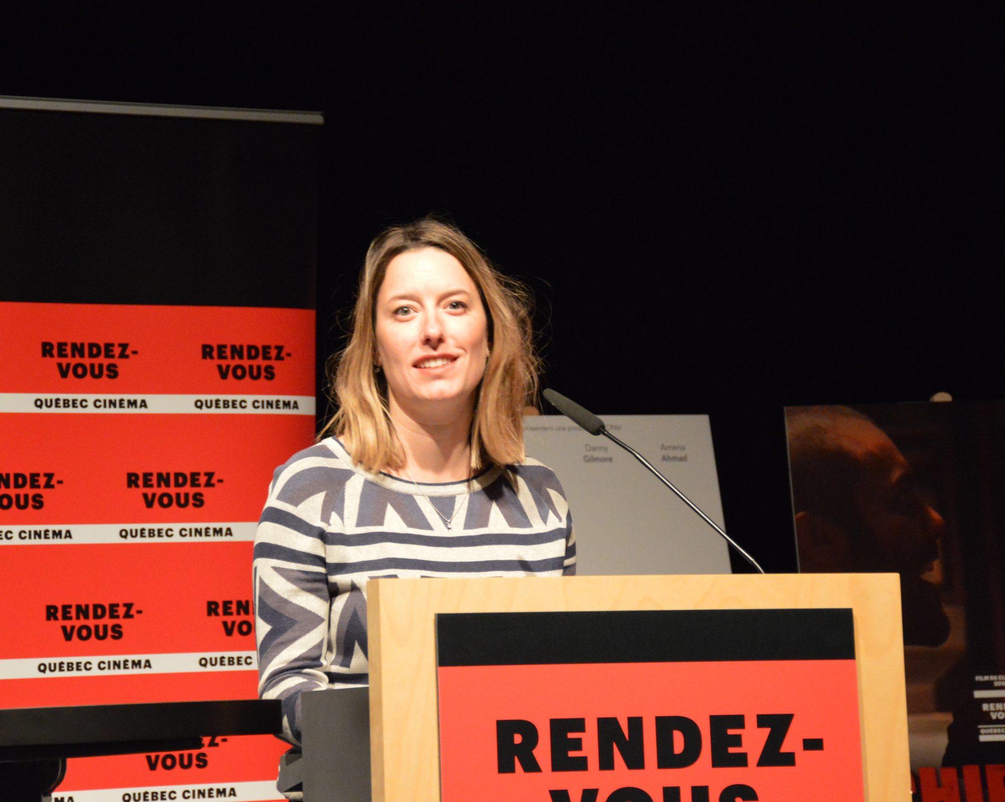 RADIO-CANADA célèbre les films et artisans d'ici aux Rendez-vous Québec Cinéma