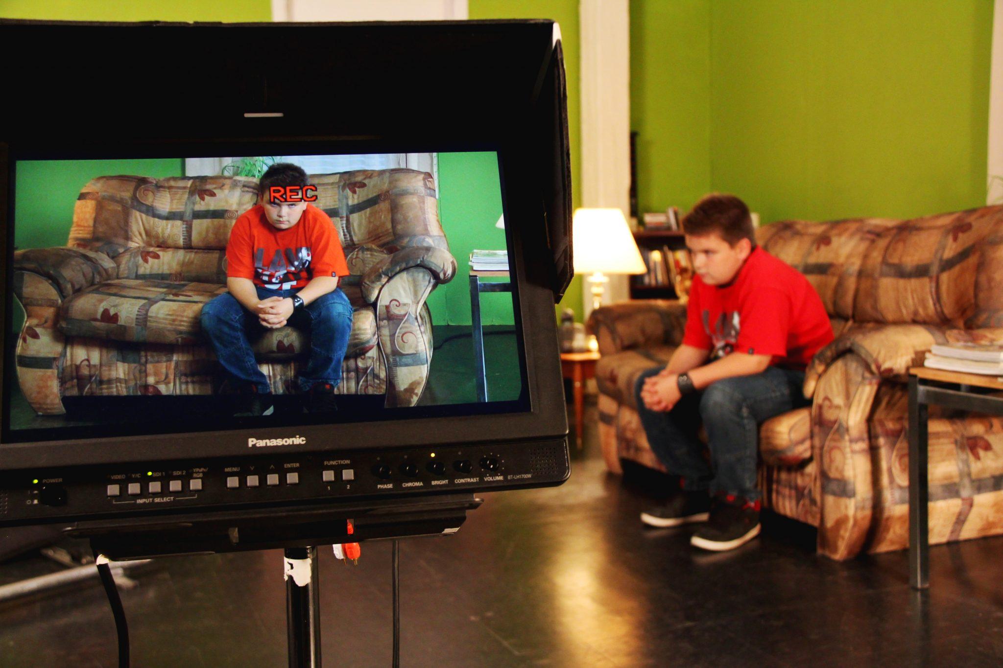 Atelier Plateau de tournage pour le Festival de cinéma en famille de Québec