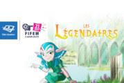 Télé-Québec diffusera la série animée Les Légendaires !