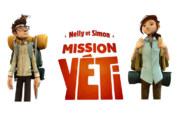 Nelly et Simon : Mission Yéti touchera les écrans du Québec le 23 février prochain!