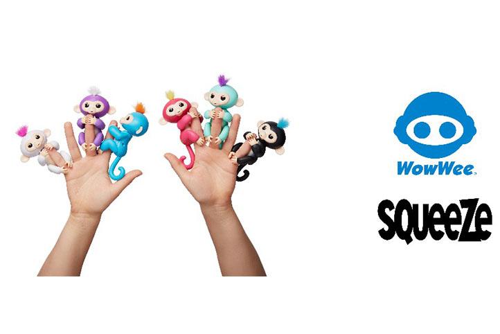 WowWee mise sur Squeeze pour donner vie au jouet de l'année!