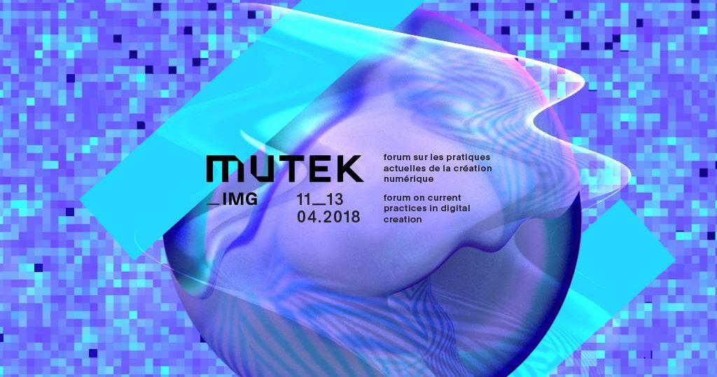 Invitation : Cocktails, oeuvres VR et réseautage à MUTEK_IMG