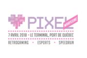 Pixel Warpzone: une fête en l'honneur des jeux vidéo avec missharvey!
