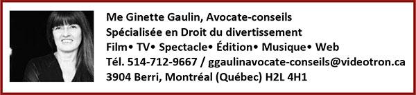 Bannière Ginette Gaulin
