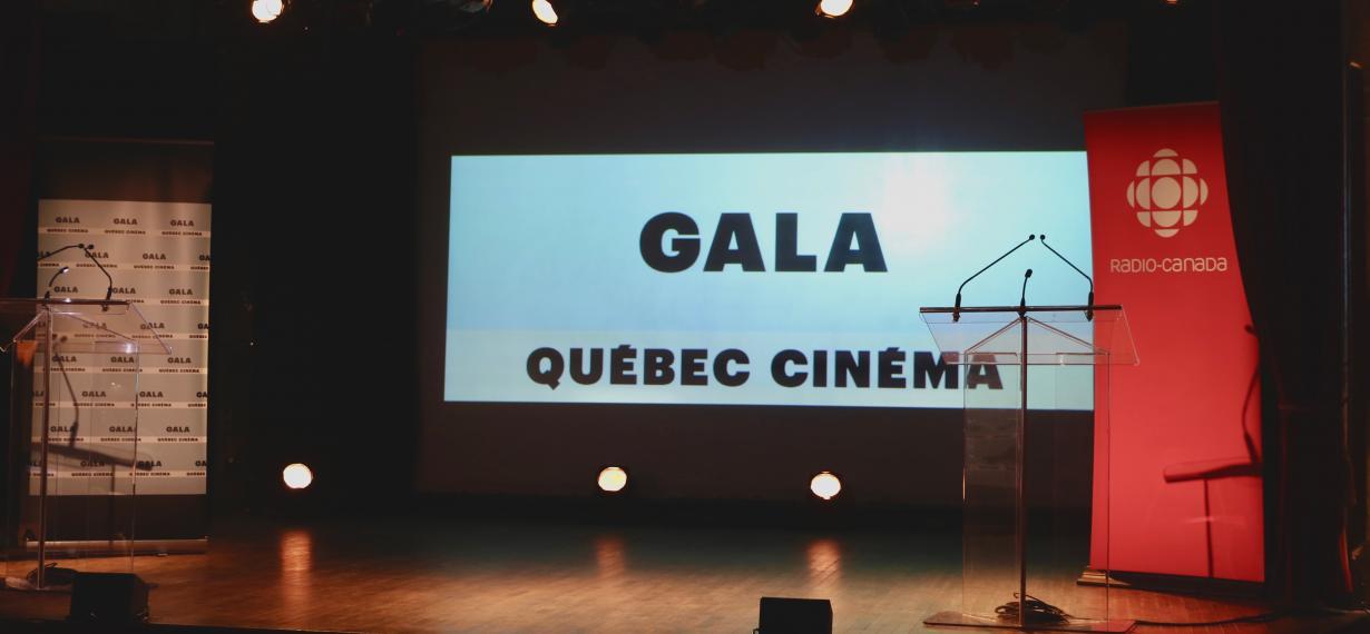 Ouverture des inscriptions aujourd'hui pour le Gala Québec Cinéma