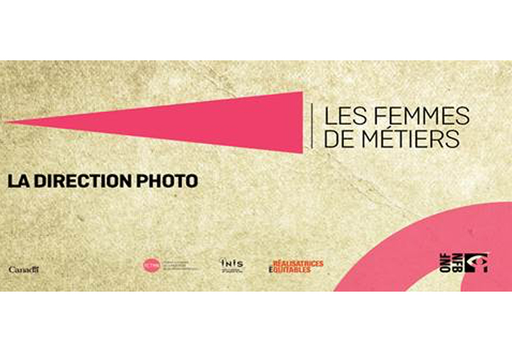 Dès le 16avril, l'ONF lancela série de discussion Les femmes de métiers
