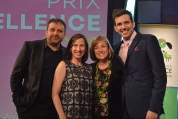 L'Alliance Médias Jeunesse: les gagnants des Prix d'excellence 2018!