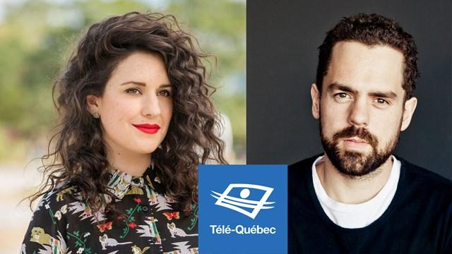 L'heure est gravepour Télé-Québec, mais la demi-heure est drôle!